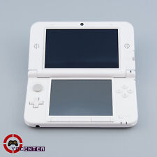 WHITE Nintendo 3DS XL gaming console, well used condition + warranty