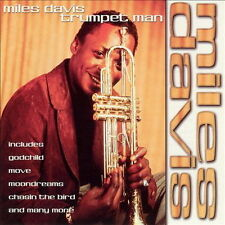 Miles Davis Trumpet Man (Godchild, Move, Moondreams) CEDAR CD Album
