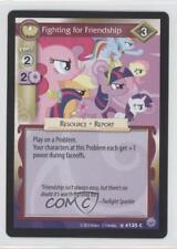 2013 My Little Pony Collectible Card Game 135 Fighting for Friendship Gaming 1i3