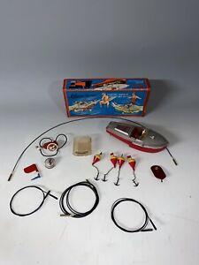 Schuco Patent Elektro Ingenico Delfino 5411 De Luxe OVP