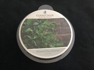 Goose Creek Minted Eucalyptus Wax Melts