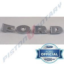 FORD Letters Ute Pillar Badge Set Chrme NEW for FORD XP XL XM XK FAIRMONT FALCON