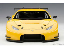 Autoart 1/18 Lamborghini Huracan GT3 Pearl Effect Yellow COMPOSITE REPLICA 81528