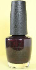 Opi Nail Polish I43- Black Cherry Chutney