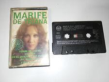 MARIFE DE TRIANA EXITOS - CASSETTE TAPE CINTA SPANISH ED 1991 RCA