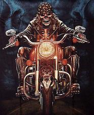 Harley ghostrider Skull t-shirt M L XL 2xl 3xl v2 Harley-Riders club streetwaer
