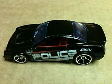 2003 HOT WHEELS RAPID TRANSIT POLICE CAR DIE CAST 1:64