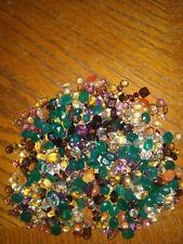 50 carats AAA Mixed Semi Precious Loose Natural Gemstones Lots Faceted Cut