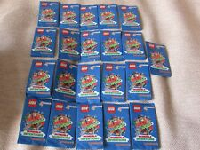 *LOOK* NEW & Sealed 21 x LEGO Packs Create The World Incredible Inventions Cards