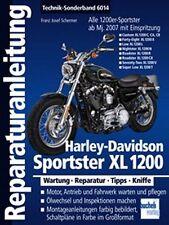WERKSTATTHANDBUCH REPARATURANLEITUNG 6014 HARLEY DAVIDSON SPORTSTER XL 1200