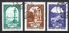 Russia - 1957 250 years St. Petersburg - Mi. 1950-52 VFU