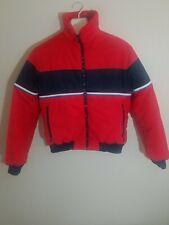 Vintage 80's Swing West Color Block Winter Coat Ski Snow Jacket - Mens Medium