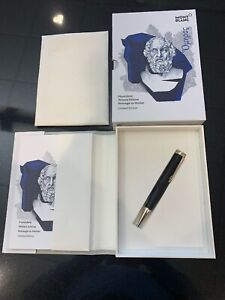Montblanc Writers Edition Homage To Homer