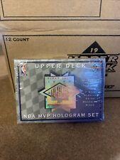 1993 UPPER DECK NBA HOLOGRAM SET FACTORY SEALED MICHAEL JORDAN SHAQ RC