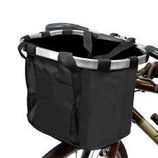 N//P Vorderer Lenker Wicker Fahrradkorb handgewebter Volkshandwerkskunst Fahrradlenker Aufbewahrungskorb Abnehmbares Wasser mit Lederriemen Honigfarbe