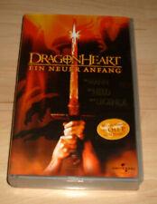 VHS Film - Dragonheart - Ein neuer Anfang - ( Oli P. als Drache) - Videokassette