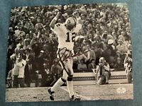Ken Stabler Oakland Raiders HOF 2016 Hand Signed Autographed 8x10 Photo W/COA