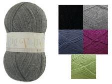 100g Ball Big Value 4 Ply Knitting Yarn King Cole Soft 100% Premium Acrylic Wool
