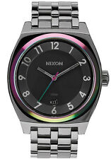 Nixon Monopoly Women Watch (Gunmetal / Multi)