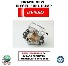 DENSO DIESEL FUEL PUMP OE 16625AA020 for SUBARU FORESTER IMPREZA 2.0D 2008-2010