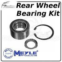 BMW E30 E36 E46 E85 E86 Meyle Rear Wheel Bearing Kit 3003341102S