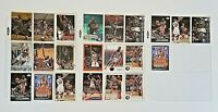 (LOT OF 22) STEPHON MARBURY Cards - NEW JERSEY NETS - Topps, Fleer, Upper Deck +