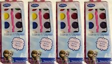 Pack of 4 Disney Frozen 12 Paints with Brush