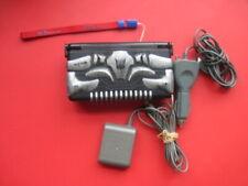 Nintendo DS Black DS Lite System w/ Transformers Megatron Armor Case Chargers