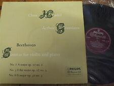 ABL 3199 Beethoven Violin Sonatas 3, 2, 8 / Grumiaux / Haskil P/S Minigroove
