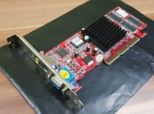AGP Grafikkarte Gainward nVidia GeForce2 MX-200 Passiv gekühlt ohne Lüfter !