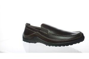 Cole Haan Mens Tucker Venetian French Roast Loafers Size 11 (1466545)