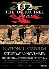 U2 Joshua Tree Concert Tickets Live In Singapore