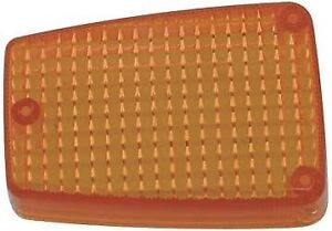 Turn Signal Lens Chris Products Amber/Replaces 33402-431-782 DH3A