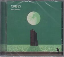 Mike Oldfield Crises CD Sealed incl: Moonlight Shadow, Shadow On The Wall 2013