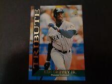 6e35ace17c Ken Griffey JR 1994 Pinnacle #TR17 Tribute Baseball Card NM/M Condition  Mariners