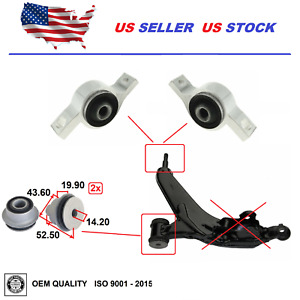 Control Arm Bushing Front Lower For Lexus ISF 2008-2014 IS250 IS350 2006-2014