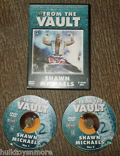 WWE - From The Vault: Shawn Michaels (DVD, 2003, 2-Disc Set)