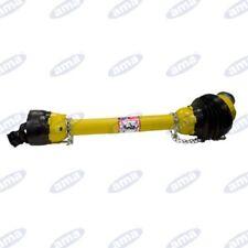 Albero Cardanico Cat.6x1200mm-Omocinetico Lato Trattore-Omologato-64-100 CV-HP