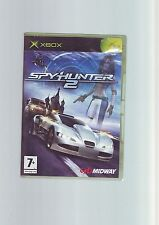 SPYHUNTER 2 - MICROSOFT ORIGINAL XBOX GAME / 360 COMPATIBLE - FAST POST COMPLETE