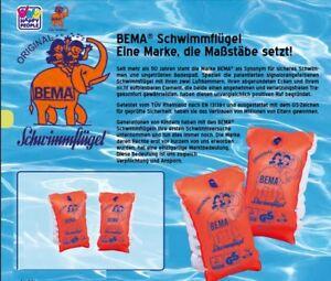 Bema Armbands Swim Aid Double Chamber Floats Float Tüv To 60 KG