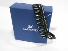 Swarovski Slake Choker, Multi-colored, Stainless steel Crystal Authentic 5292868