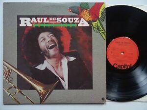 LP: Raul de Souza: Sweet Lucy (Capitol ST-11648)