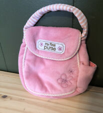Baby Gund My First Purse Stuffed Soft GUC Purse Only