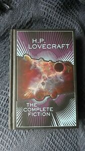 H.P. Lovecraft - The Complete Fiction (Barnes & Noble Leatherbound Classics)