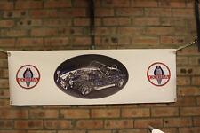 AC Shelby Cobra 427 mk111 grande lavoro in pvc Negozio Garage Banner mostra