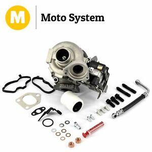 Turbolader 11657794022 11652287495 Garrett BMW 110kW 163PS 520d X3 2.0d M47D20