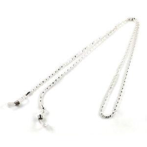 Fashion Sunglasses Lanyard Strap Necklace Metal Eyeglass Glasses Chain CorN H8