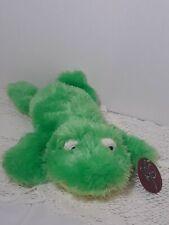 "BJ Plush stuffed Frog Froggy Super soft Cuddle Toy Laying 15"""