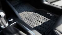 New Genuine Audi Q2 2017+ All-Weather Rubber Mats & Load liner