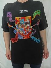 The Who A Quick One (1966) Album Artwork Men's XL T-shirt EXTREMELY RARE HTF